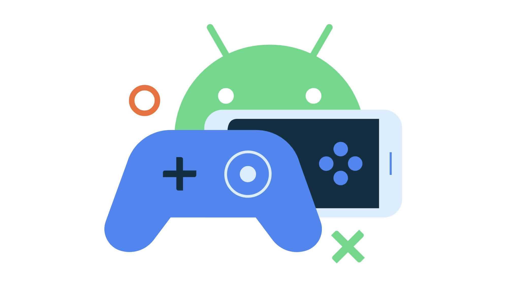 quotJouez pendant que vous telechargezquot arrive sur Android 12 vous