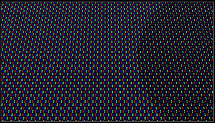 La caméra sous l'écran et le nouvel algorithme OPPO