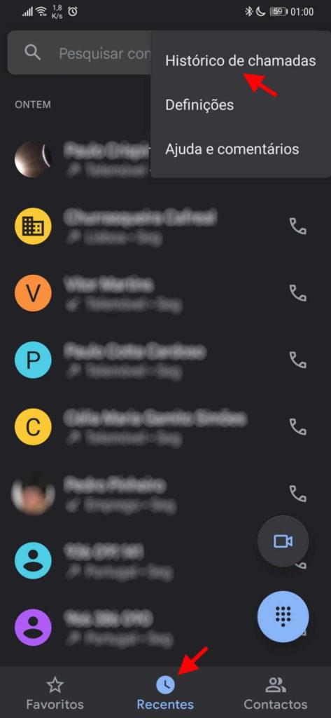 Les appels téléphoniques bloquent Android Google