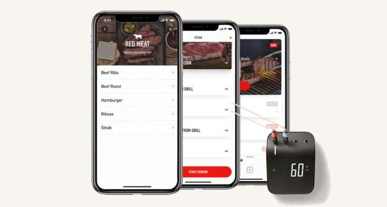 Application Weber Connect