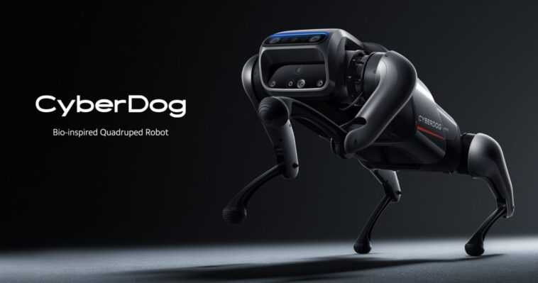 Xiaomi Lance Le Cyberdog, Un Chien Robotique à Commande Vocale