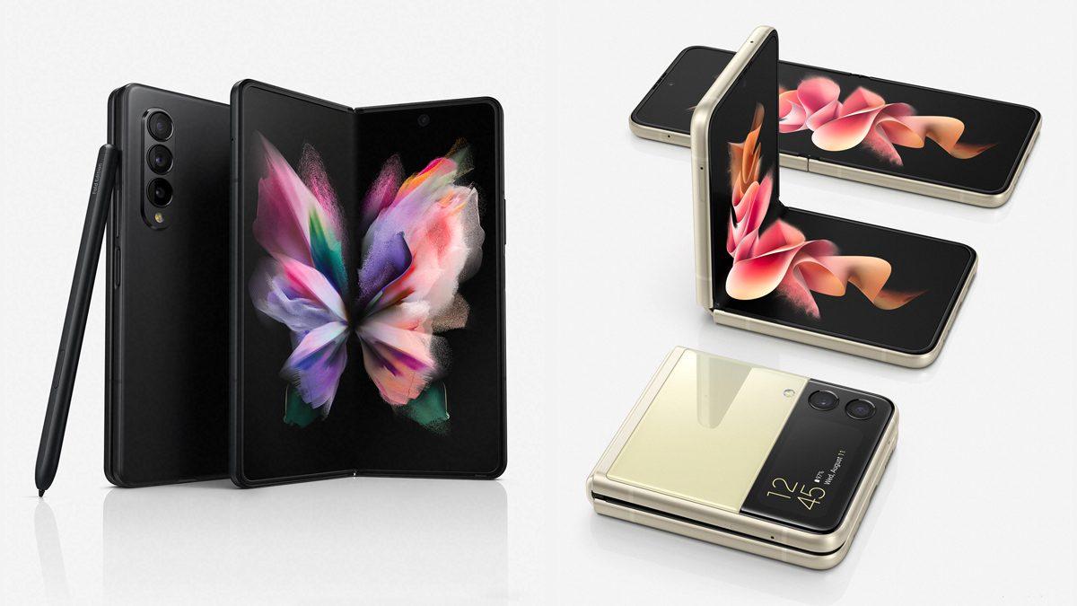 1628690588 916 Voici les Samsung Galaxy Z Fold3 5G et Z Flip3
