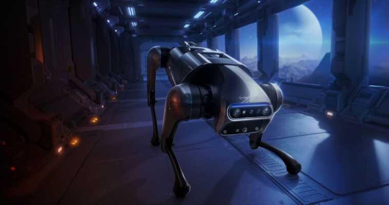 A Quoi Sert Cyberdog, Le Chien Robotique De Xiaomi