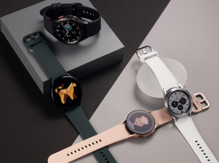 1628697645 981 Galaxy Watch4 et Galaxy Watch4 Classic les premieres montres connectees