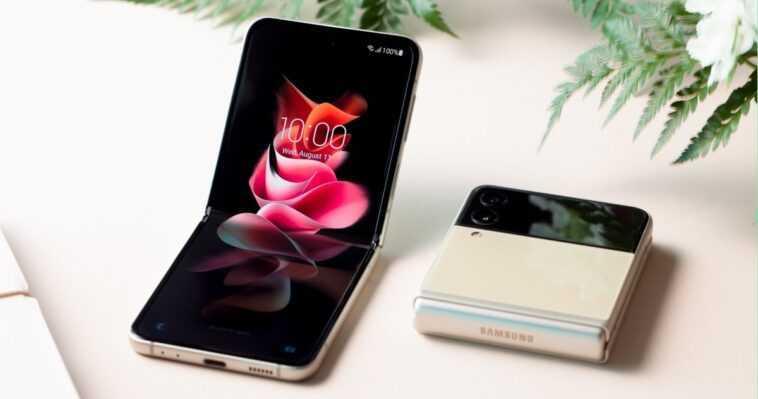 Le Samsung Galaxy Z Flip3 Est Officiel Avec Snapdragon 888