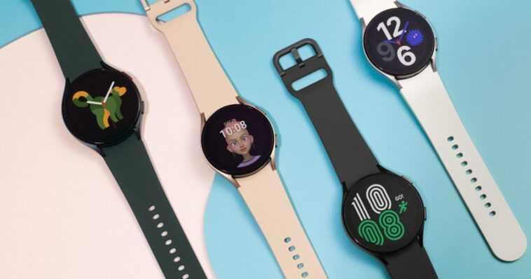 Nouveau Samsung Galaxy Watch4, La Première Montre De Samsung Avec