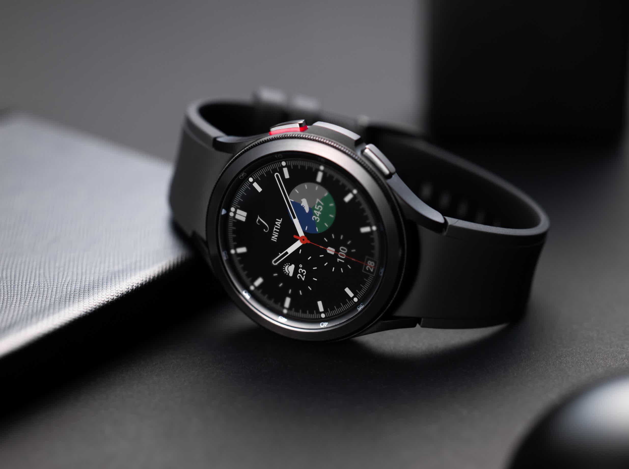 1628712920 617 La Galaxy Watch4 est le premier portable Samsung avec le