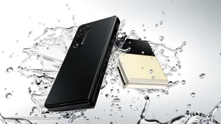 Ces Smartphones Pliables Sont L'avenir De Samsung