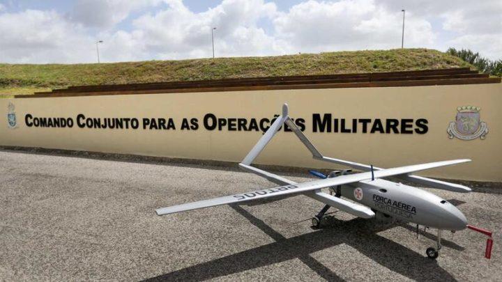 A queda de um drone da Força Aérea Portuguesa no Alentejo: o terceiro