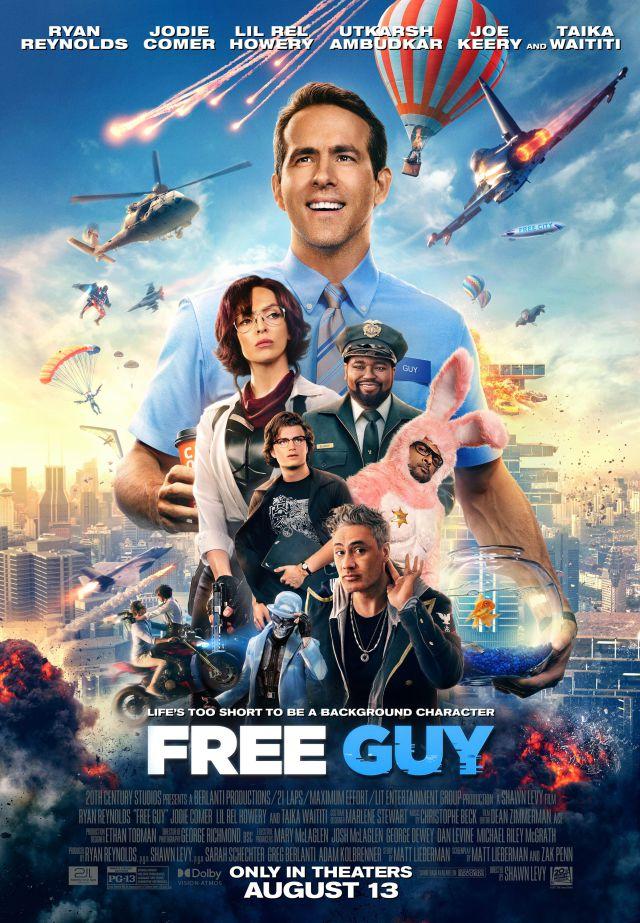 fornite épisode 2 saison 7 libre guy ryan reynolds collaboration