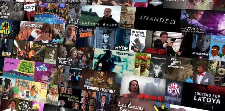 Nestflix Est Une Réalité Alternative Netflix Où Existent De Faux