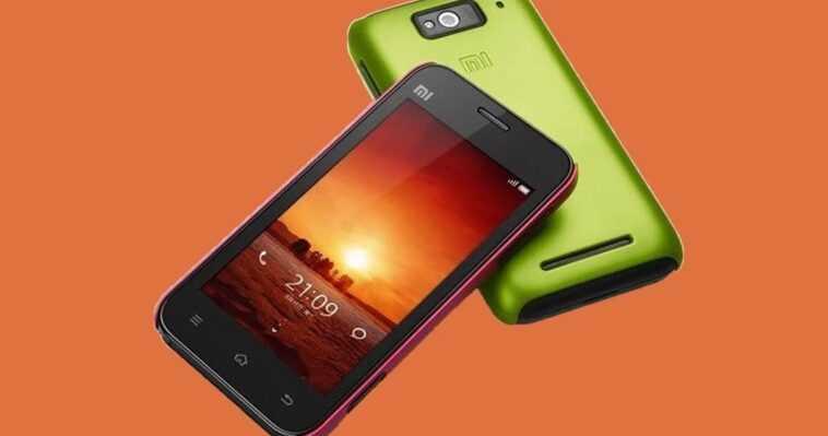 Si Vous Avez Un Xiaomi Mi 1, Vous Avez Un