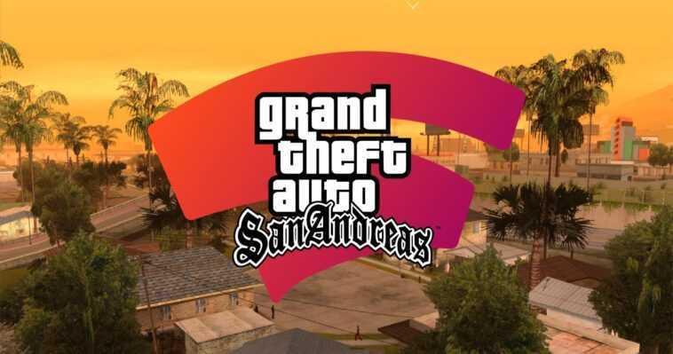 Playstation 2 Grand Theft Auto Arrive Sur Stadia : Gta