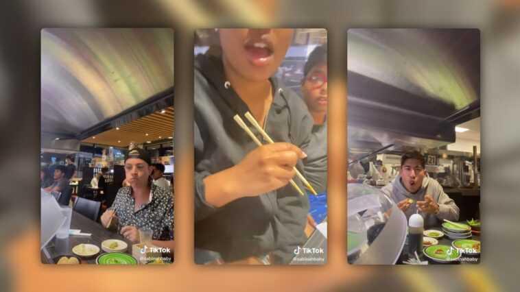 Cette Tendance Tiktok Exaspère Les Restaurateurs De Sushis
