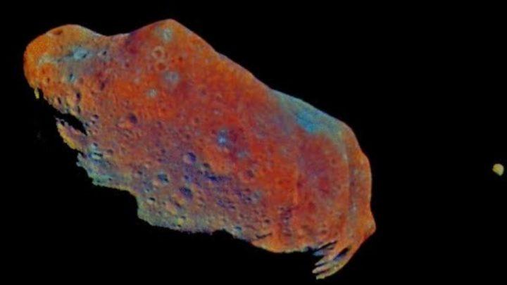 Illustration de l'astéroïde 269 Justitia