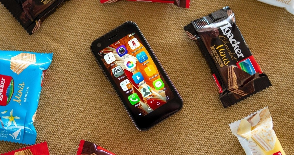 Mony Mint Smartphone