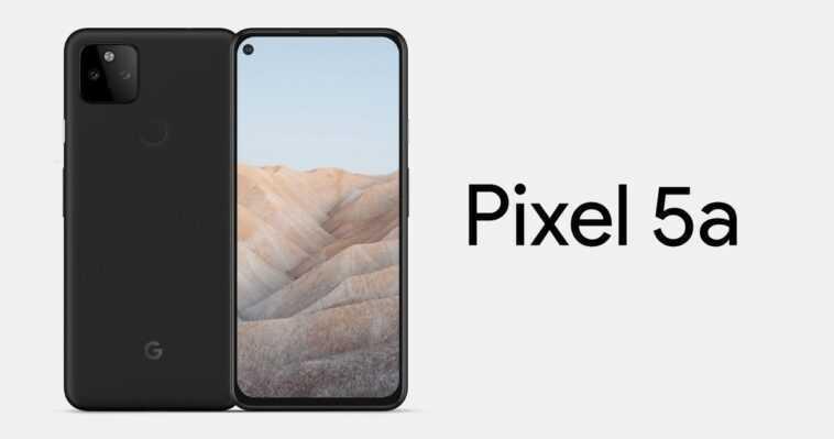 Le Google Pixel 5a A De Nombreux Bulletins De Vote