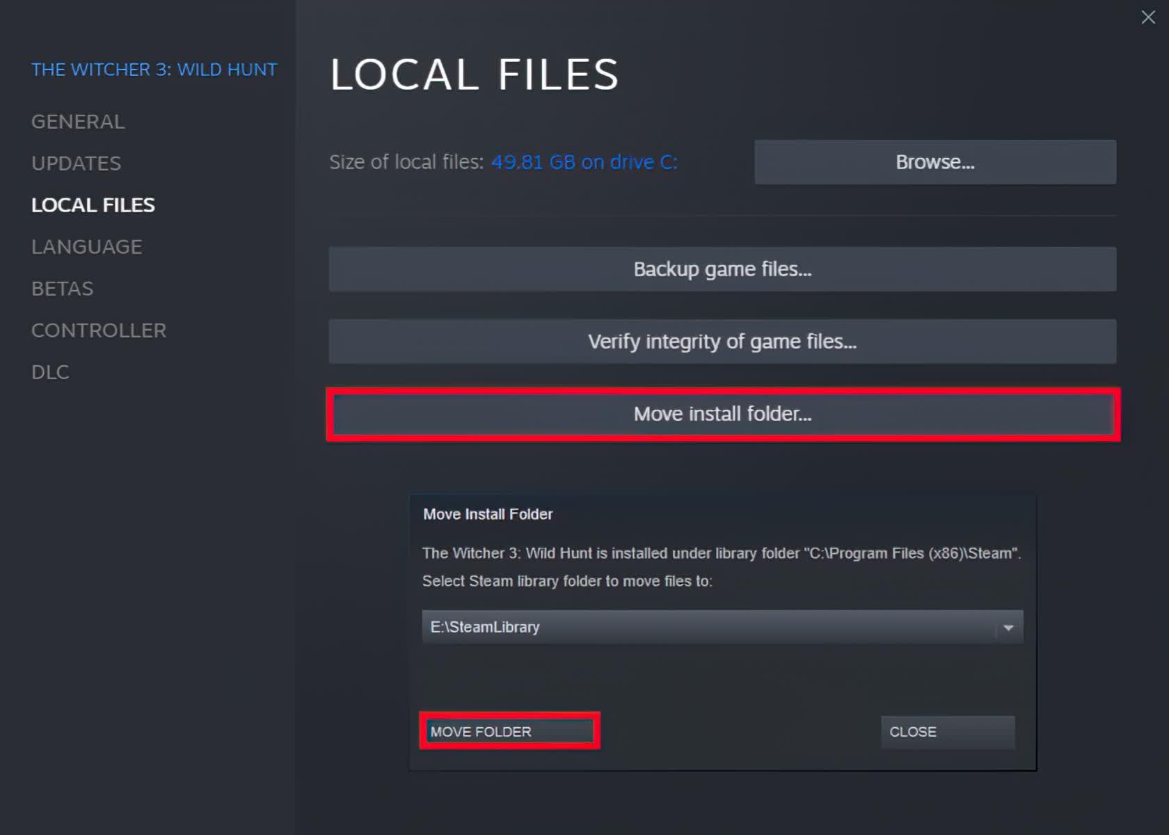 1629054919 717 Comment deplacer des jeux PC vers un nouveau lecteur