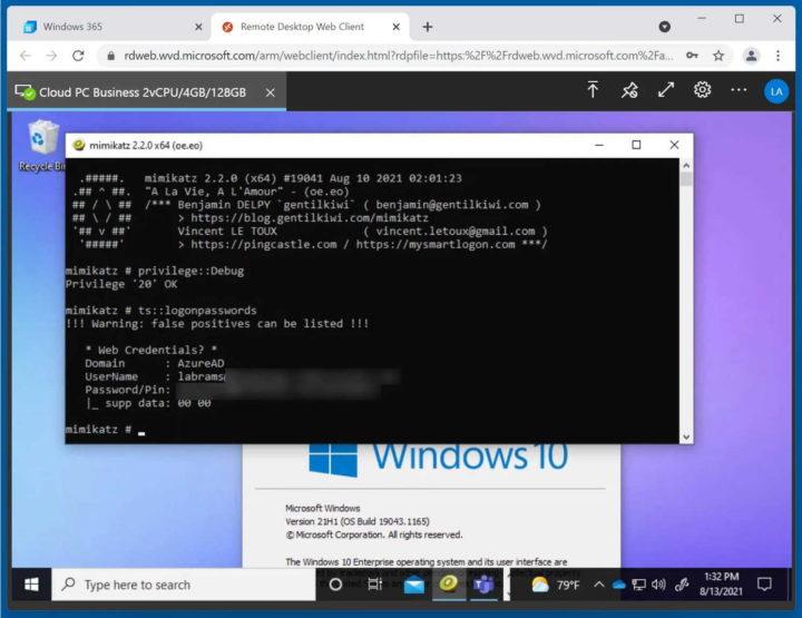 1629072368 883 Windows 365 vient darriver et fuit deja vos mots de