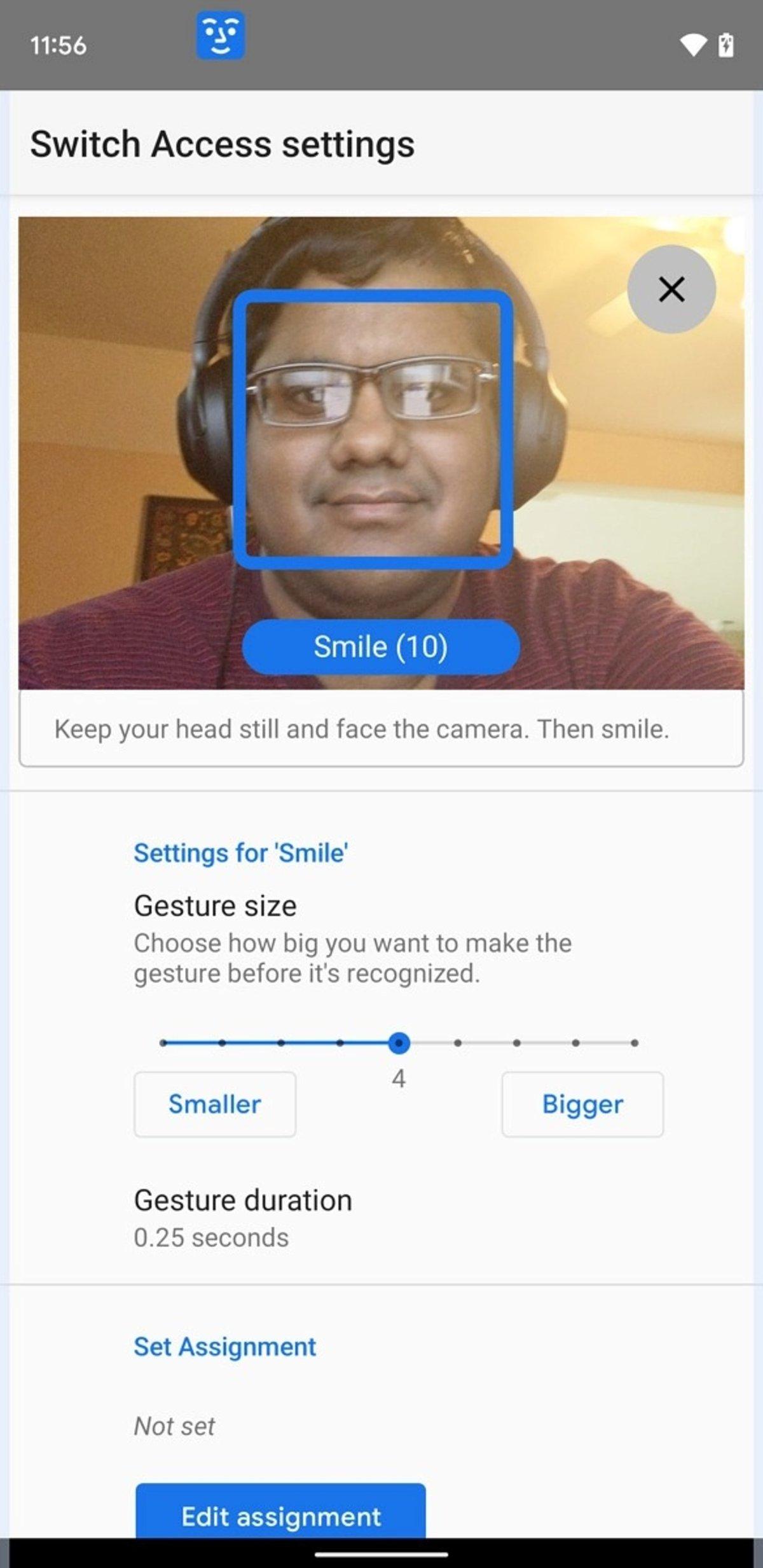 Contrôlez votre mobile avec votre visage : c'est l'une des dernières fonctions Android