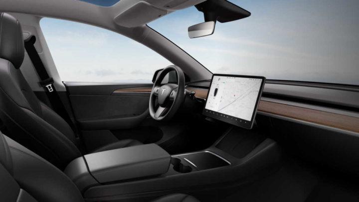 Tesla Gigafactory modèle allemand Y Elon Musk