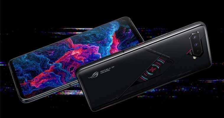 Le Nouveau Asus Rog Phone 5s A Un Snapdragon 888+