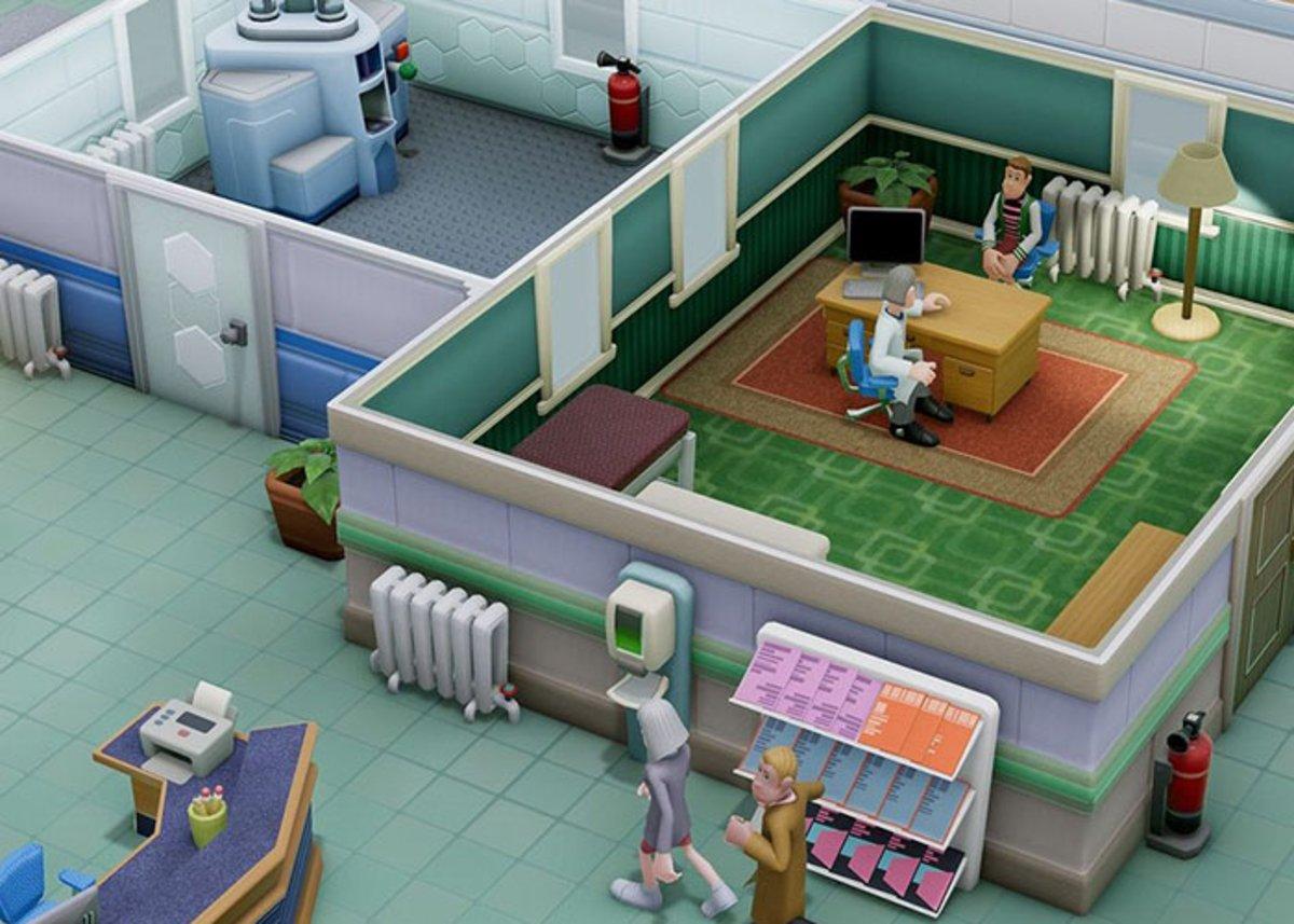 Hôpital en deux points sur Microsoft Cloud Gaming
