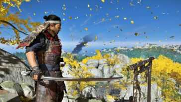 Ghost Of Tsushima Disparaît Du Ps Store ; Juste Avant