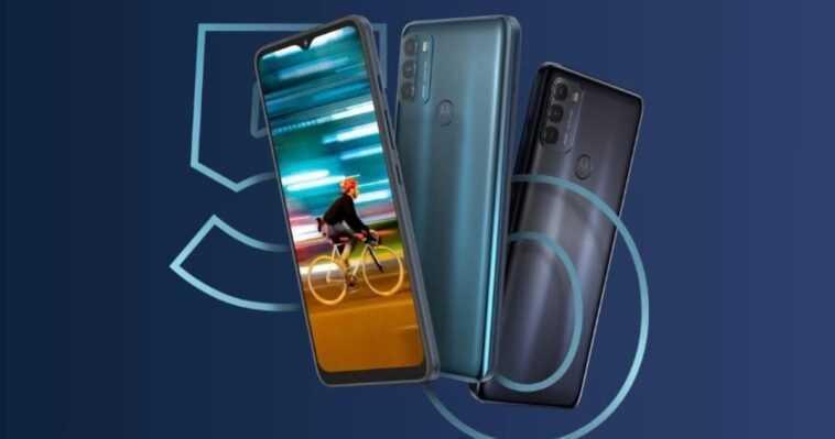 Filtré Dans Son Intégralité Le Nouveau Motorola Moto G50 5g