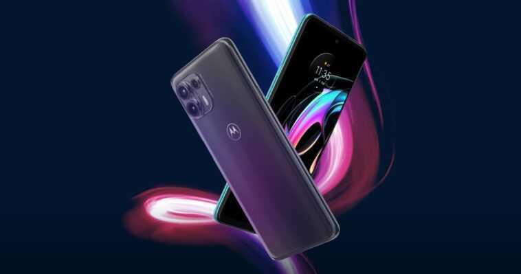 Le Nouveau Motorola Edge 20 Fusion Est Officiel Avec Un