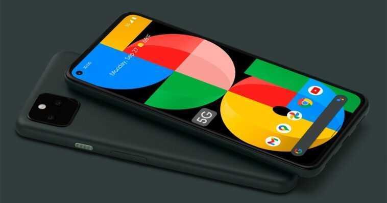 Nouveau Google Pixel 5a 5g : Le Pixel Pas Cher