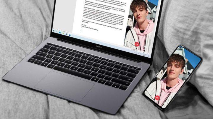 realme entre sur le marché des ordinateurs portables avec le nouveau realme Book