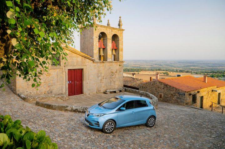Castelo Rodrigo : Le premier village historique sans voitures à combustion