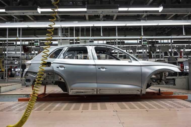 Toyota Va Réduire De 40 % Sa Production Au Japon