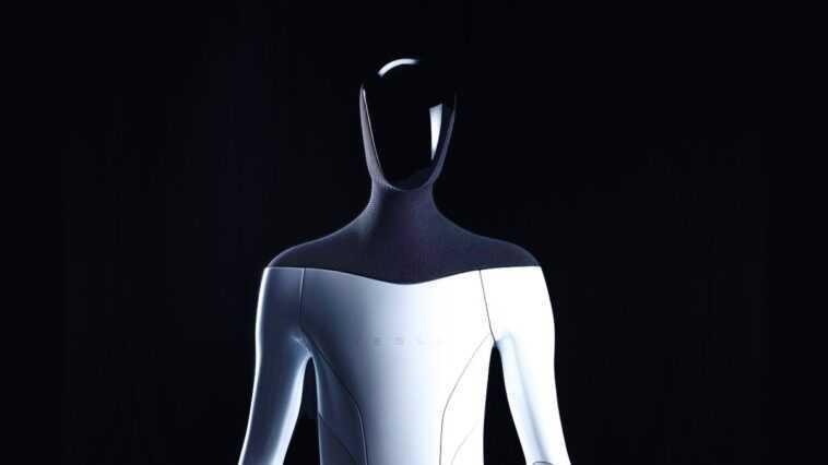 Voici Tesla Bot, Le Robot Humanoïde Créé Par Elon Musk
