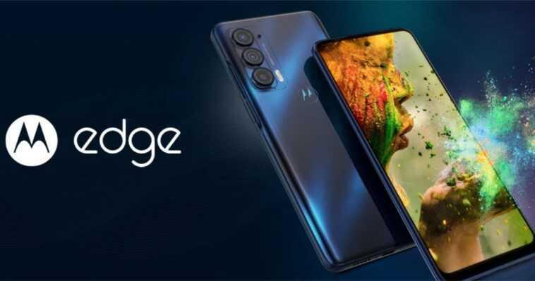 Nouveau Motorola Edge (2021) : écran 144 Hz, Appareil Photo