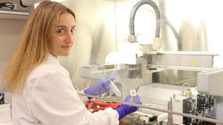 Ronit Satchi-Fainaro, enseignant et chef de l'équipe qui a développé le modèle 3D d'un glioblastome.