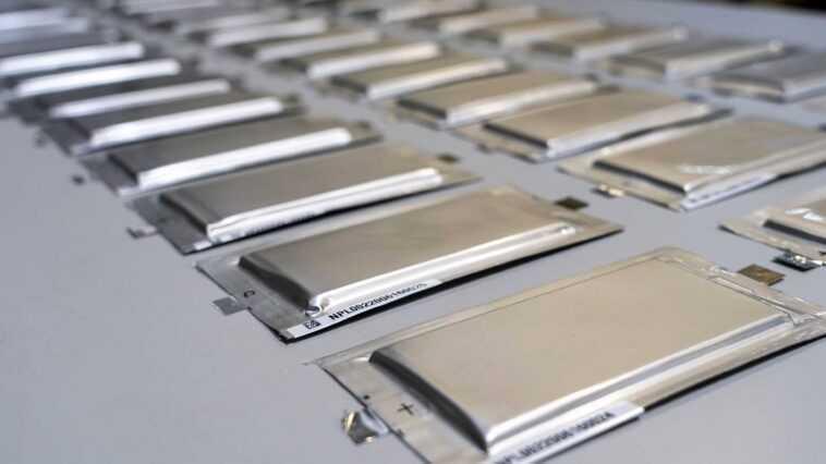 La Batterie à Semi Conducteurs Imprimée En 3d De Sakuu Pourrait