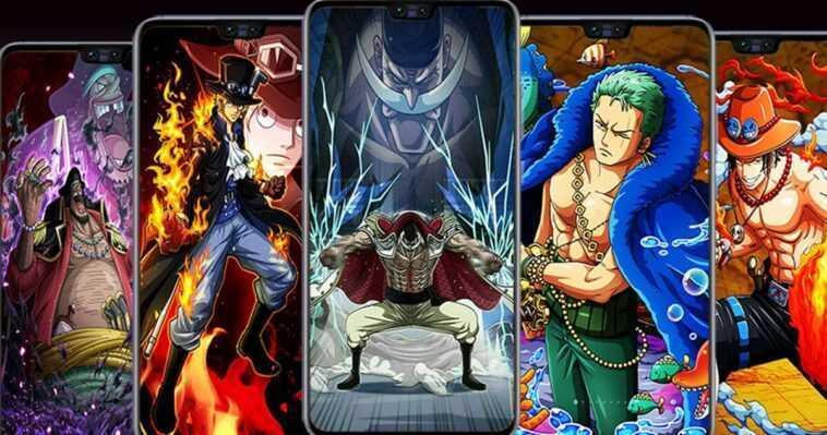 Meilleurs Fonds D'écran One Piece