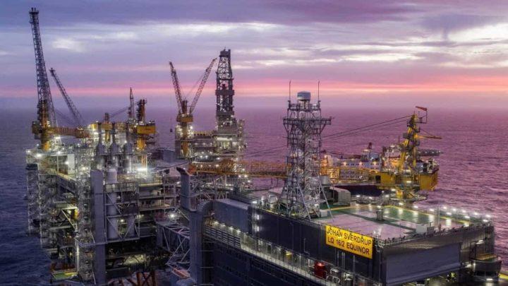 Johan Sverdrup, compagnie pétrolière en Norvège