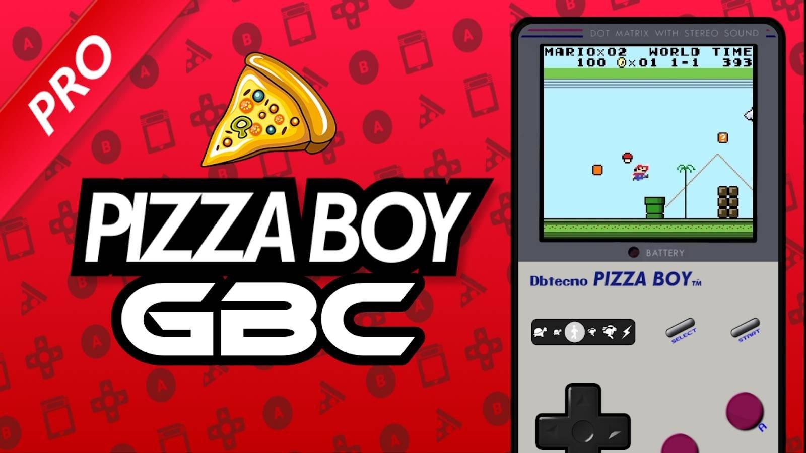 Pizza Boy Pro GBC