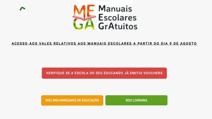 Mega Platform : Bons pour les 1er, 5e, 7e et 10e manuels scolaires