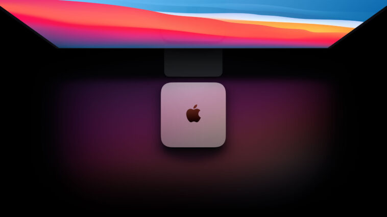 Un Mac Mini Repensé Avec Chipset M1x Et Plus De