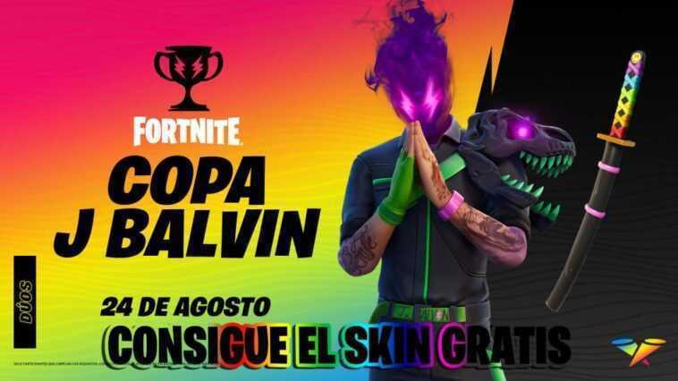 Skin J Balvin Dans Fortnite; Comment L'obtenir Gratuitement Dans La