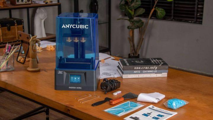 1629746110 922 Anycubic Photon Ultra – Limprimante 3D DLP arrive sur Kickstarter
