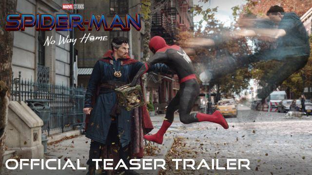 Spider-Man : Pas de chemin à la maison