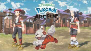 Arceus Pokémon Legends : Comment Obtenir Le Kimono De Hisui