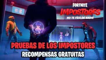 Trials Of Imposters Dans Fortnite : Comment Obtenir Des Récompenses