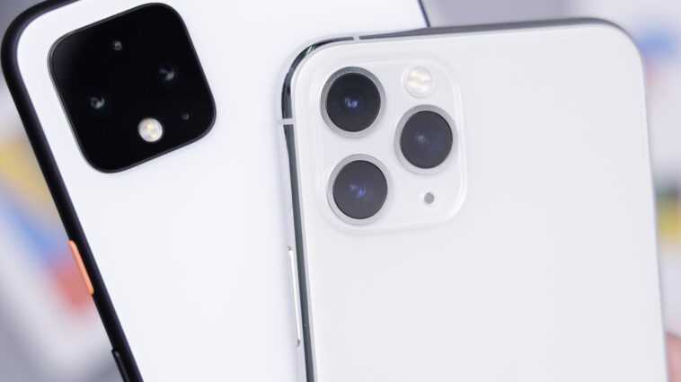 Transfert De Données : D'android Vers Iphone