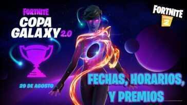 Fortnite Galaxy Cup 2.0 : Dates, Horaires, Prix Et Comment